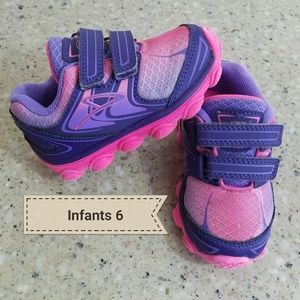 Other - Geofoam athletic Toddler shoes infants 6